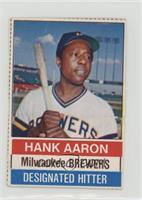 Hank Aaron (Black Back) [Poor]