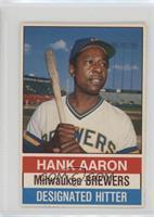 Hank Aaron (Brown Back) [GoodtoVG‑EX]