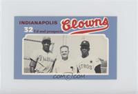Ed and prospects (Ed Hamman, Joe Cherry, Hal King)