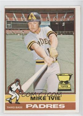 1976 O-Pee-Chee - [Base] #134 - Mike Ivie