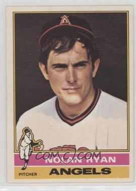 1976 O-Pee-Chee - [Base] #330 - Nolan Ryan