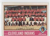 Cleveland Indians, Frank Roberson