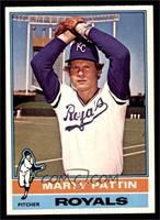 Marty Pattin [EX MT]