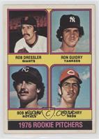 Rob Dressler, Ron Guidry, Pat Zachry, Bob McClure