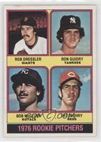 Rob Dressler, Ron Guidry, Pat Zachry, Bob McClure [GoodtoVG‑E…