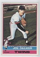 Joe Decker