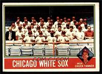 Chicago White Sox Team, Chuck Tanner [EX]