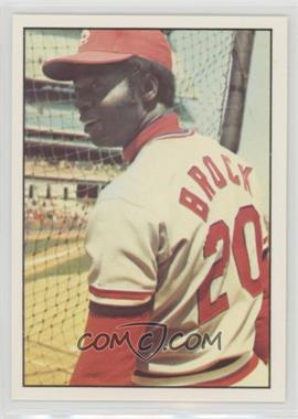 1976 SSPC - [Base] #275 - Lou Brock