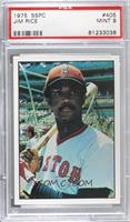 Jim Rice [PSA 9 MINT]