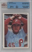 Tug McGraw [JSA Certified Encased by BVG]