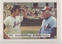 Jerry Koosman, Duke Snider