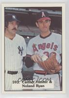 Catfish Hunter, Nolan Ryan (Noland Ryan)