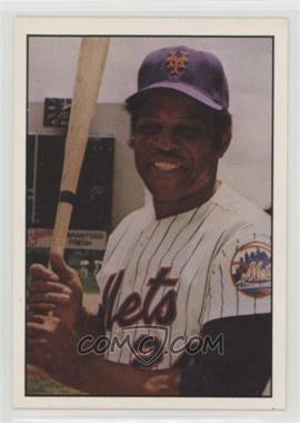 1976 SSPC Ad Cards - [Base] #WIMA - Willie Mays