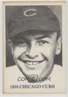 1938 Chicago Cubs (Season Detail) [GoodtoVG‑EX]