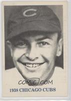1938 Chicago Cubs (Season Detail)