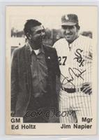 Ed Holtz, Jim Napier [PoortoFair]