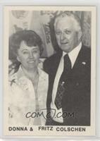 Fritz Colschen, Donna Colschen