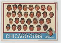 Chicago Cubs Team, Jim Marshall [Poor]