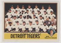 Detroit Tigers Team, Ralph Houk