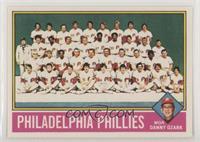 Philadelphia Phillies Team, Danny Ozark