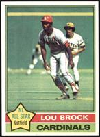 Lou Brock [NM MT]