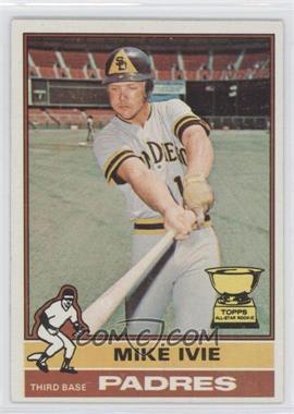 1976 Topps - [Base] #134 - Mike Ivie