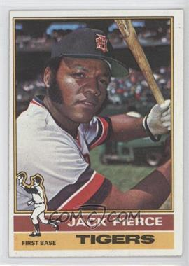 1976 Topps - [Base] #162 - Jack Pierce
