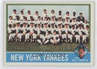 New York Yankees Team, Billy Martin [NonePoortoFair]