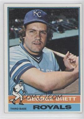 1976 Topps - [Base] #19 - George Brett