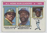 Reggie Jackson, George Scott, John Mayberry [PoortoFair]