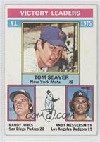 Tom Seaver, Randy Jones, Andy Messersmith