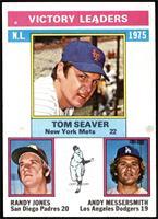 Tom Seaver, Randy Jones, Andy Messersmith [NM+]