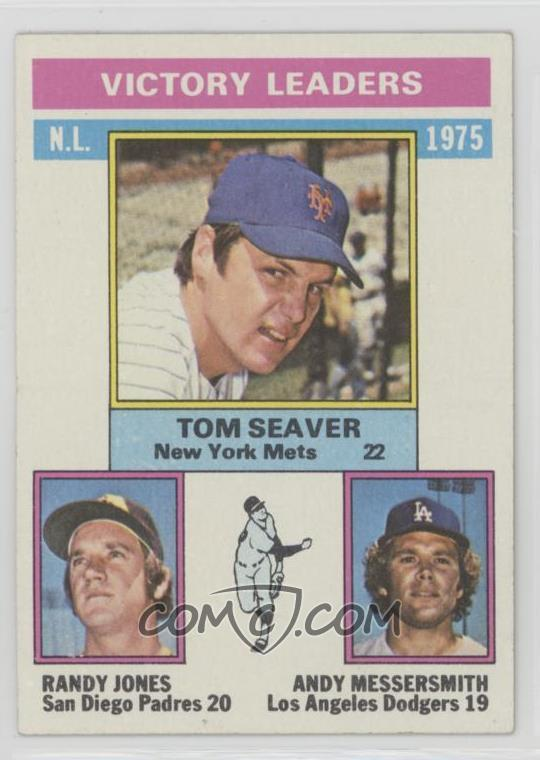 1976 topps base 199 tom seaver randy jones andy messersmith comc card marketplace. Black Bedroom Furniture Sets. Home Design Ideas