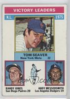 Tom Seaver, Randy Jones, Andy Messersmith [Poor to Fair]