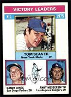 Tom Seaver, Randy Jones, Andy Messersmith [NMMT]
