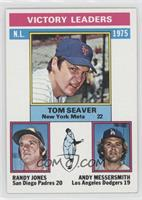 Tom Seaver, Randy Jones, Andy Messersmith