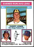 Randy Jones, Tom Seaver, Andy Messersmith [NMMT]