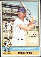 Wayne Garrett [VGEX+]