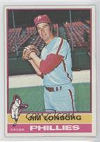 Jim Lonborg [NoneGoodtoVG‑EX]