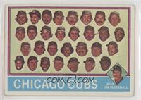 Chicago Cubs Team, Jim Marshall [PoortoFair]