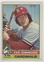 Ted Simmons [GoodtoVG‑EX]