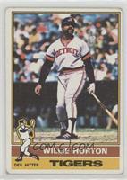 Willie Horton [GoodtoVG‑EX]
