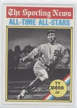 1976 Topps - [Base] #346 - Ty Cobb