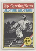 Ty Cobb [Good to VG‑EX]