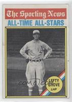 Lefty Grove [Good to VG‑EX]