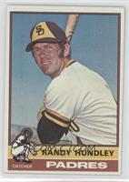 Randy Hundley [Good to VG‑EX]