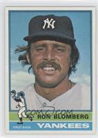 Ron Blomberg