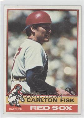 1976 Topps - [Base] #365 - Carlton Fisk [GoodtoVG‑EX]