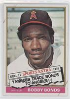 Traded - Bobby Bonds [Noted]