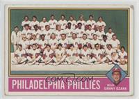Philadelphia Phillies Team, Danny Ozark [NonePoortoFair]